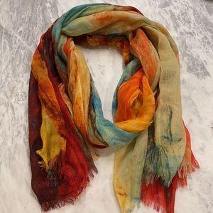 Colourful Scarf/Wrap